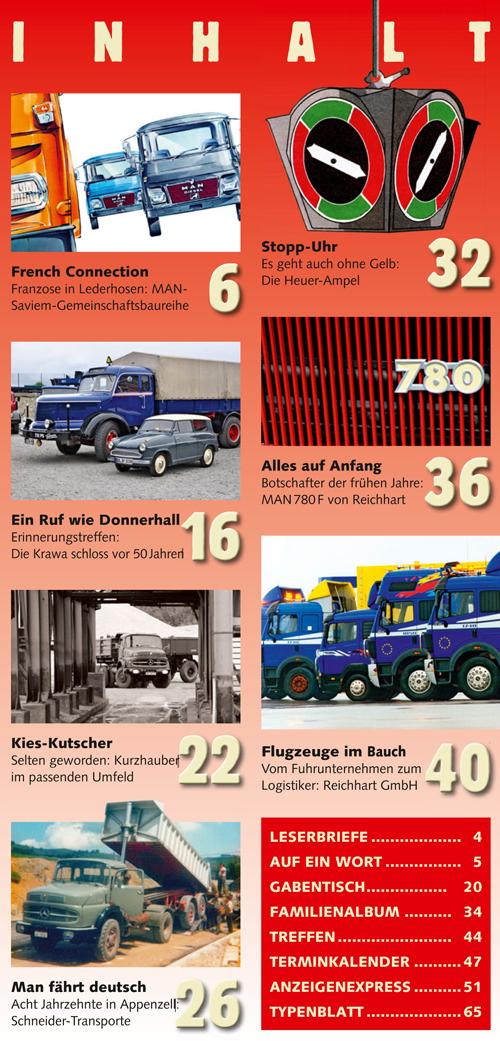 Inhalt Historischer Kraftverkehr 2018 - 6