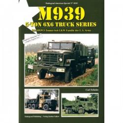 M939 - 5-Ton 6x6 Truck Series