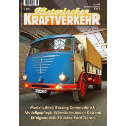 Historischer Kraftverkehr 2015 - 6