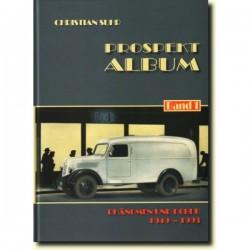 Phänomen und Robur 1949-1993, Prospekt Album Bd. 1