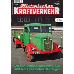 Historischer Kraftverkehr 2015 - 5