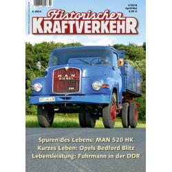 Historischer Kraftverkehr 2016 - 2