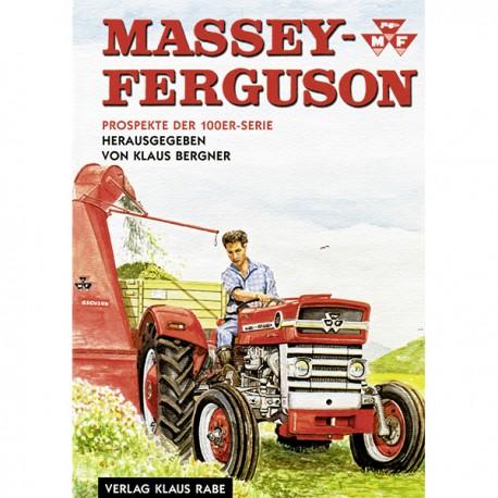 Massey Ferguson Prospekte 100er Serie Bd. 2