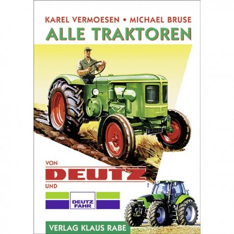 Alle Traktoren von Deutz - Doppelband