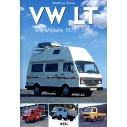 VW LT - Alle Modelle 1975 - 1996