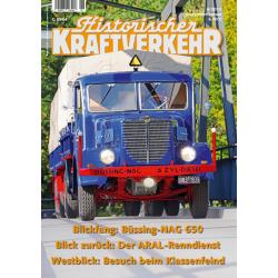 Historischer Kraftverkehr 2017 - 6