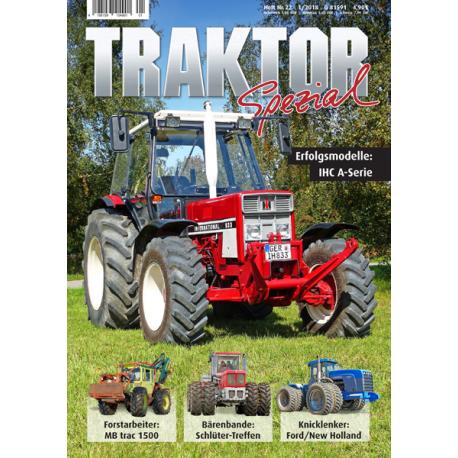 Traktor Spezial 22 (2018 - 1)