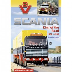 Scania V8 - King of the Road 1969-1996