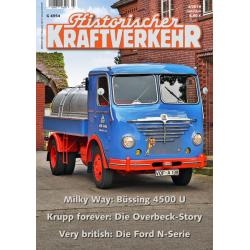 Historischer Kraftverkehr 2018 - 3