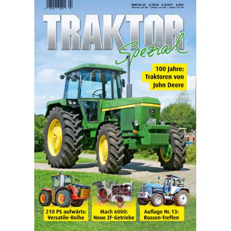 Traktor Spezial 25 (2018 - 4)