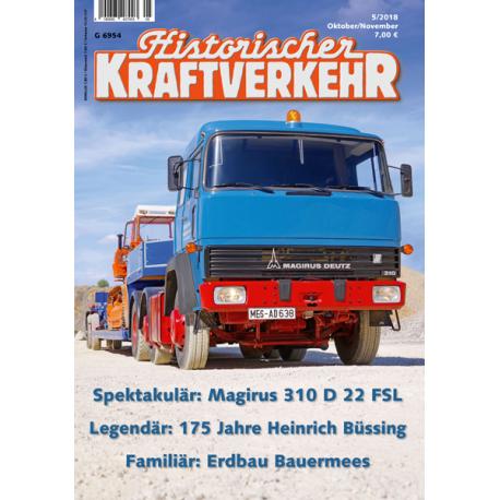 Historischer Kraftverkehr 2018 - 5