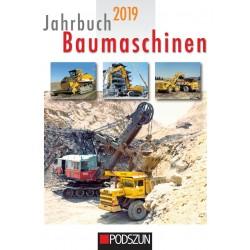Jahrbuch Baumaschinen 2019