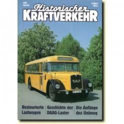 Historischer Kraftverkehr 1990 - 3