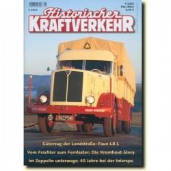 Historischer Kraftverkehr 2006 - 1