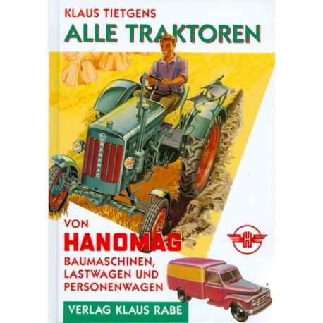 Alle Traktoren von Hanomag