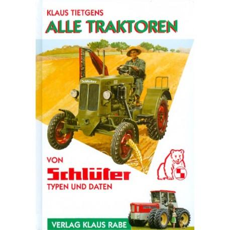 Alle Traktoren von Schlüter
