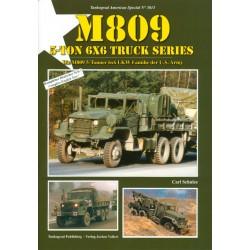 M 809 5-ton-truck 6x6