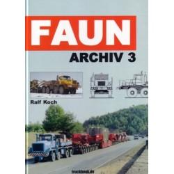 Faun Archiv Bd. 3