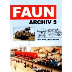 Faun Archiv Bd. 5