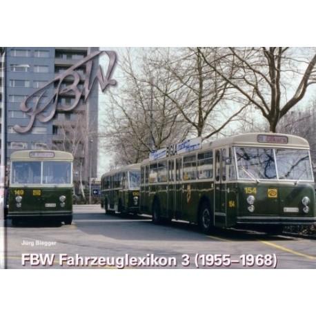 FBW Fahrzeuglexikon 3 (1955 - 1968)
