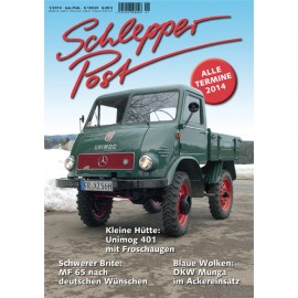 Schlepper Post 2014 - 1