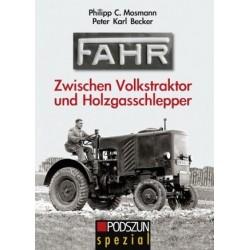 Fahr - Zwischen Volkstraktor und Holzgasschlepper