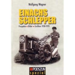 Einachs-Schlepper