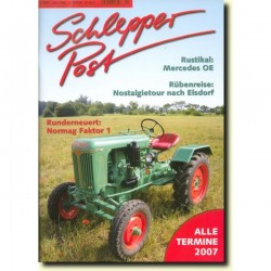 Schlepper Post 2007 - 1