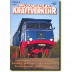 Historischer Kraftverkehr 2008 - 6