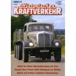 Historischer Kraftverkehr 2010 - 1