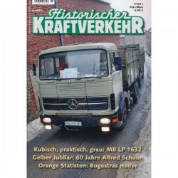 Historischer Kraftverkehr 2011 - 1