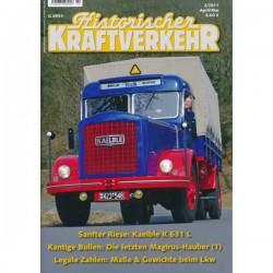 Historischer Kraftverkehr 2011 - 2