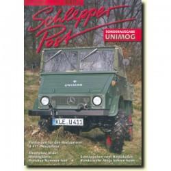 """Schlepper Post - Sonderausgabe """"Unimog"""""""