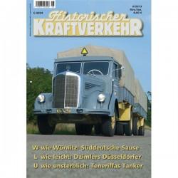 Historischer Kraftverkehr 2013 - 6