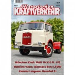 Historischer Kraftverkehr 2014 - 1