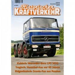 Historischer Kraftverkehr 2014 - 6