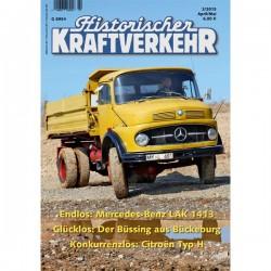 Historischer Kraftverkehr 2015 - 2