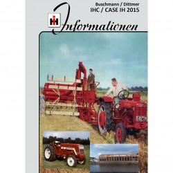 IHC Informationen 2015