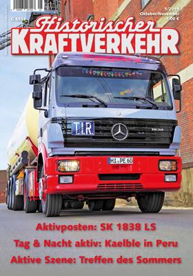 Historischer Kraftverkehr 2019 - 5