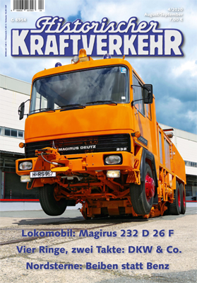 Historischer Kraftverkehr 2020 - 4