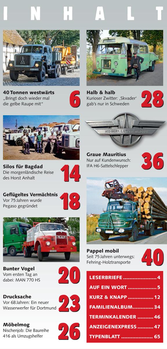 Inhalt Historischer Kraftverkehr 2021-2