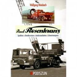 Paul Rosenkranz - Spedition, Omnibusreisen, Autokranarbeiten, Schwertransporte