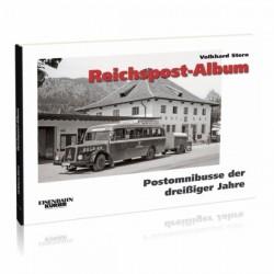 Reichspost-Album - Postomnibusse der dreißiger Jahre