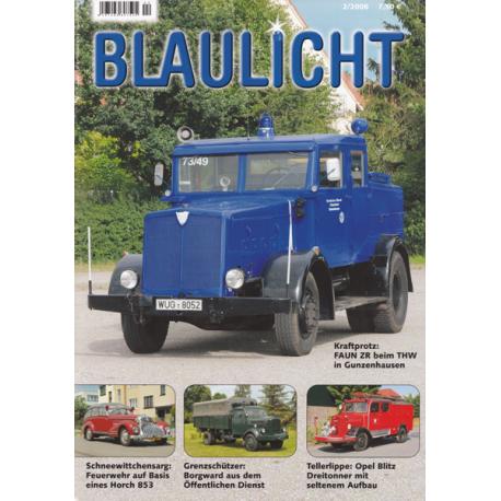 Blaulicht 2008 - 2