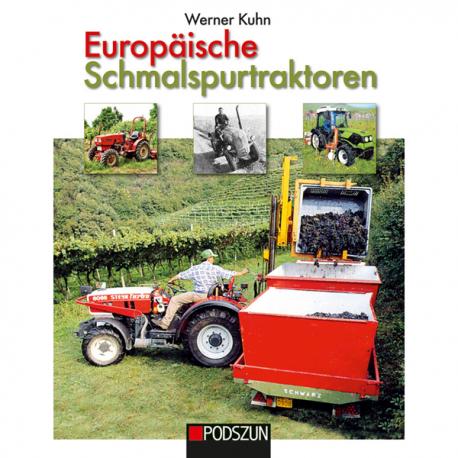Europäische Schmalspurtraktoren