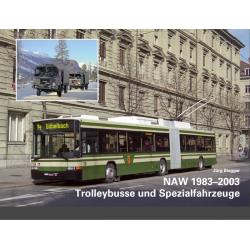 NAW 1983-2003 Trolleybusse und Spezialfahrzeuge