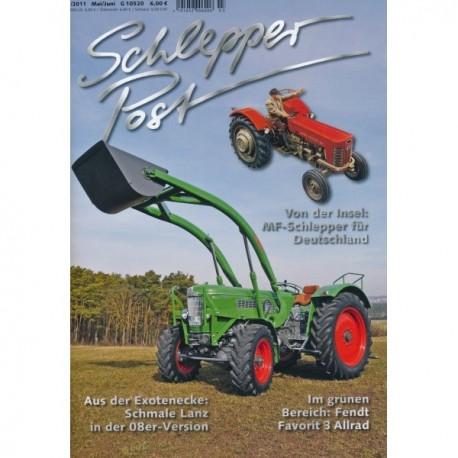 Schlepper Post 2011 - 3