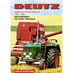 Deutz - Prospekte der 06er Baureihe