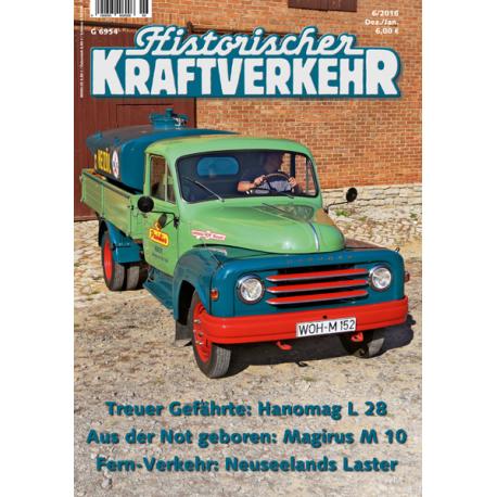 Historischer Kraftverkehr 2016 - 6