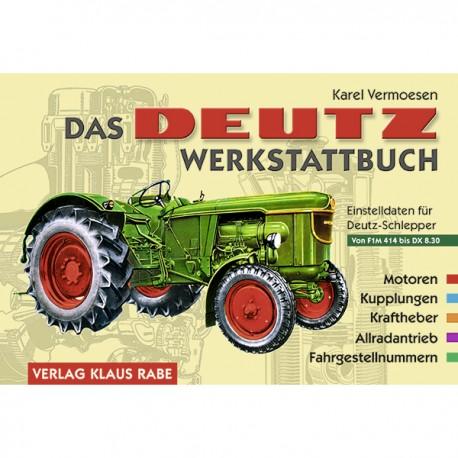 Das Deutz-Werkstattbuch